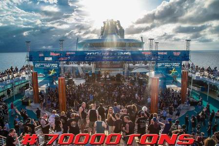 7000tons of metal 2020