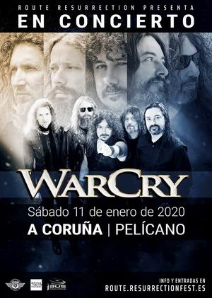 a coruña warcry