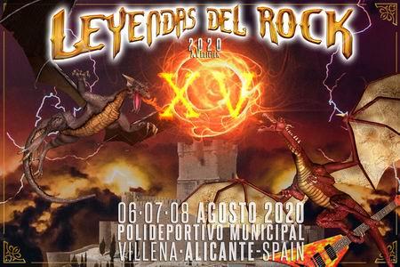 leyendas del rock 2020 fechas