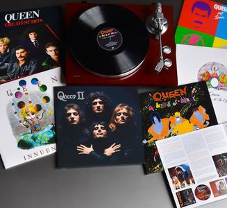 queen the vinyl collection promo 2