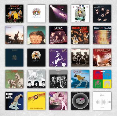 queen the vinyl collection promo 3