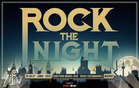 rock the night festival rivas rock the coast 2020