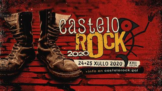 castelo rock 2020