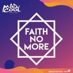 faith no more mad cool festival 2020