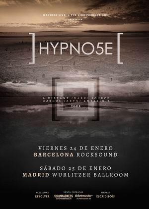hypnose madrid barcelona 2020