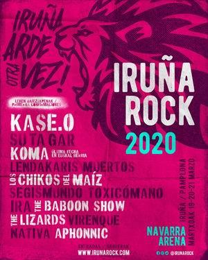 iruña rock 2020 2