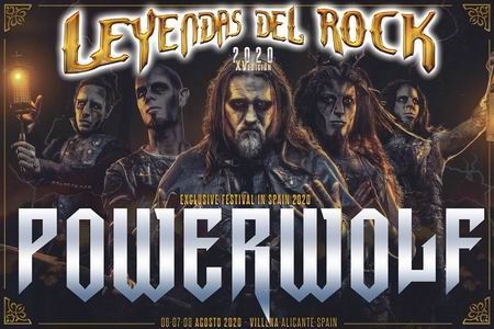 powerwolf leyendas del rock 2020