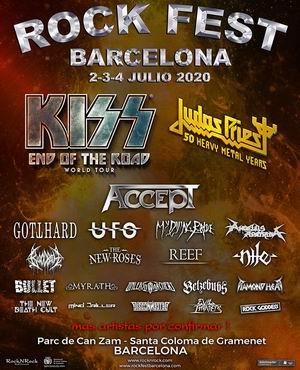 rock fest barcelona kiss