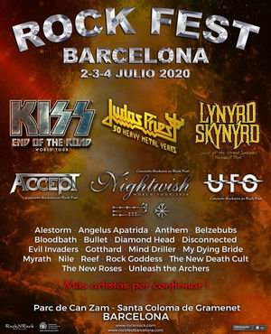 rock fest barcelona nightwish