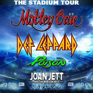def leppard motley crue poison joan jett the stadium tour