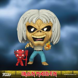 funko iron maiden the number of the beast