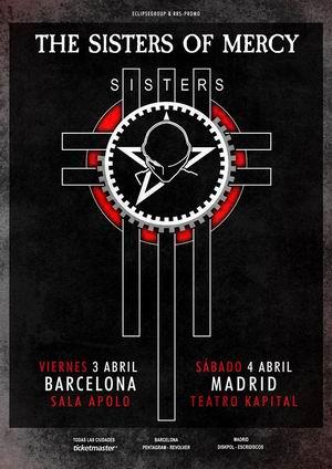 sisters of mercy españa 2020