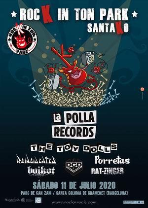 la polla records toy dolls rock in ton park santako