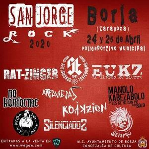 san jorge rock 2020