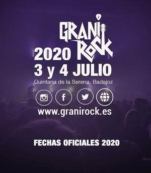 granirock 2020 fechas