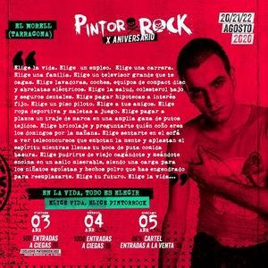 pintor rock 2020 entradas a la venta