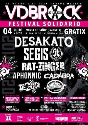 vdbrock festival cancelado 2