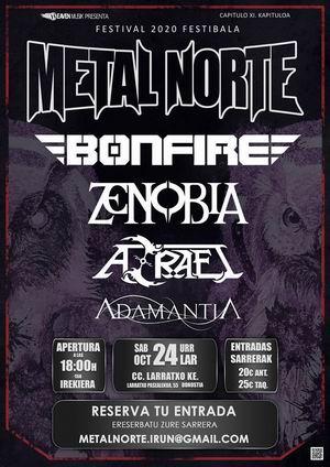 metal norte festival 2020 2