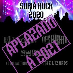 soria rock festival aplazado a 2021