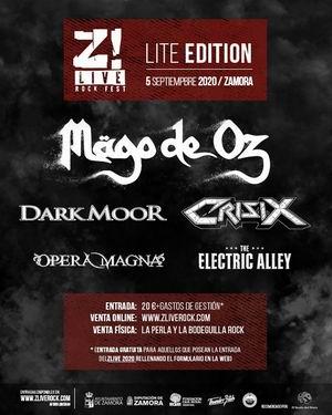 z live lite edition septiembre 2