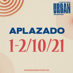miranda urban fest aplazado a 2021 2