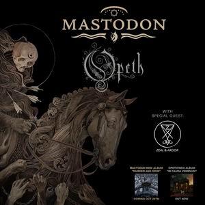 opeth mastodon tour conjunto estados unidos